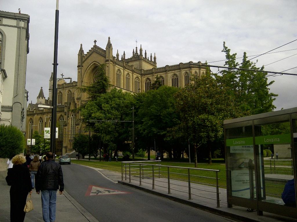 Vitoria Cathedral Alava