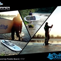 Flysurfer Strider Inflatable Paddle Board