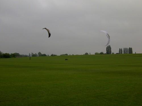 15 and 21m Flysurfer Speed 3