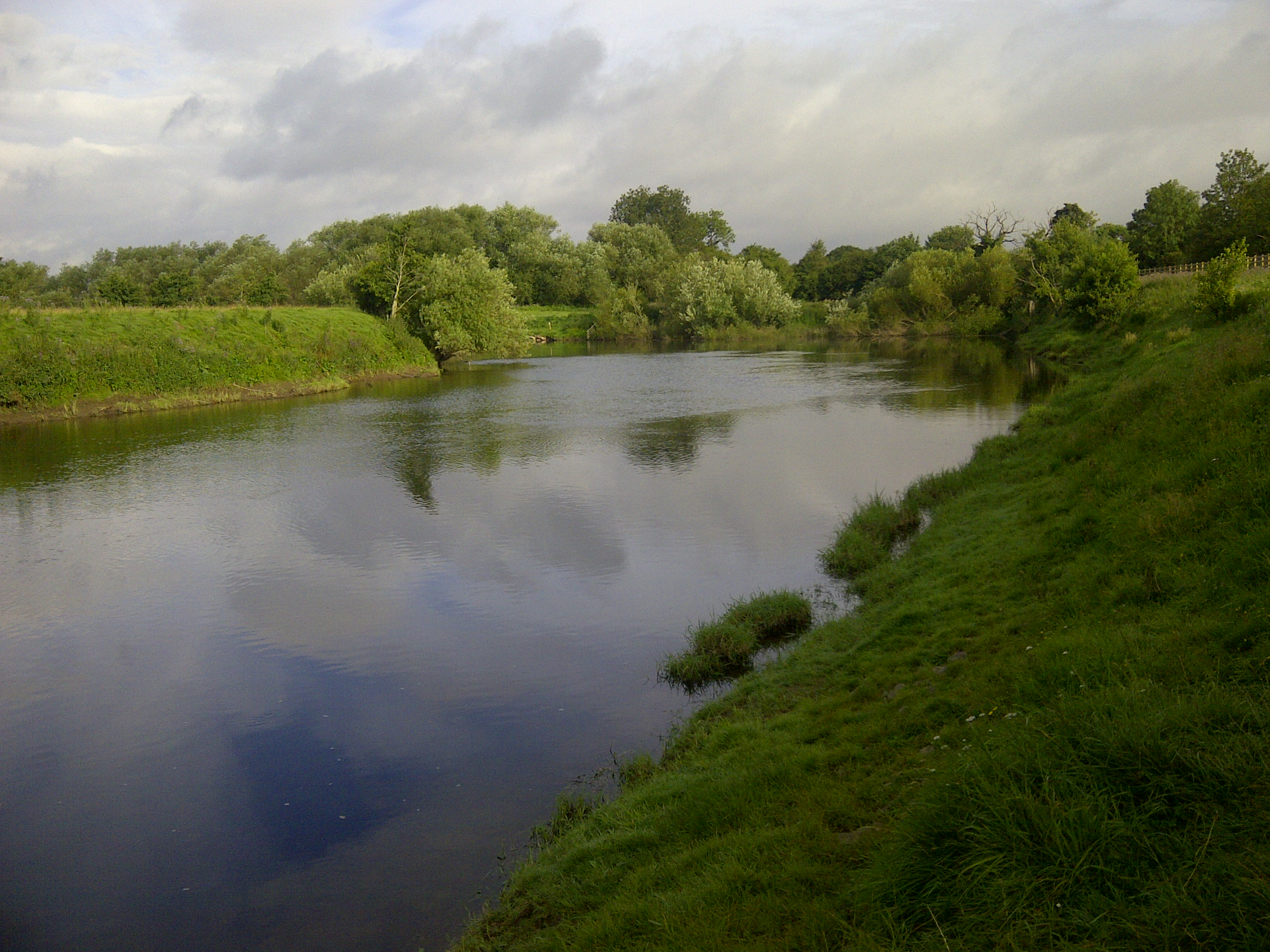 Early Morning River Wye