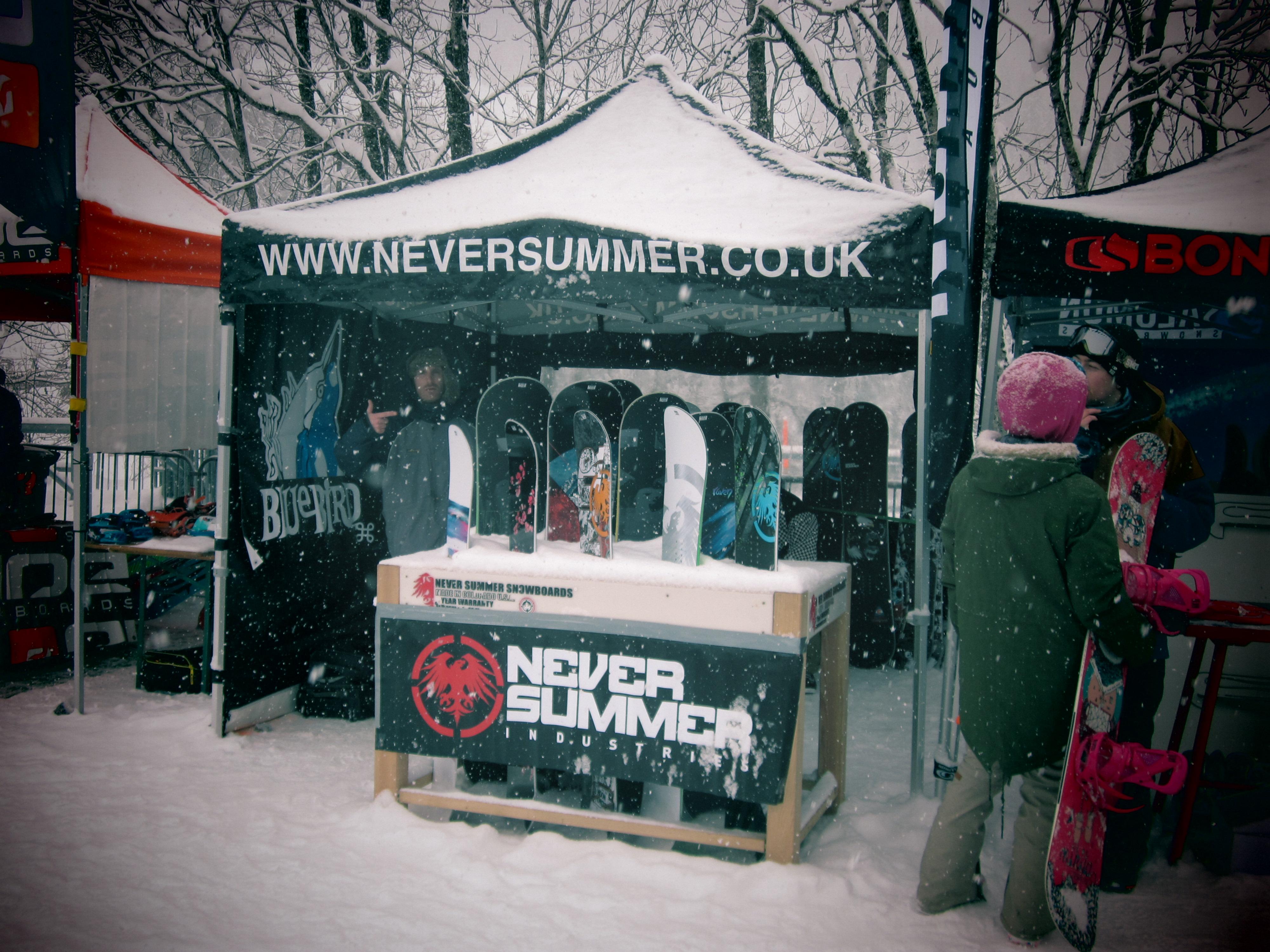 Never Summer at Avant Premiere 2013