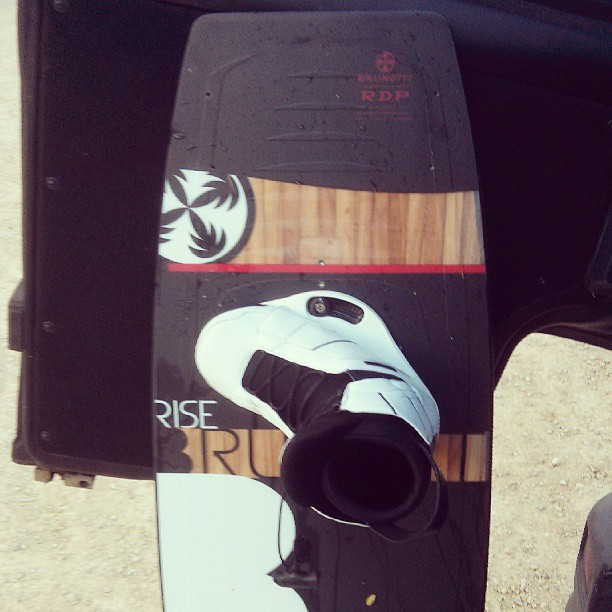 Brunotti Rise with Ronix Prestons
