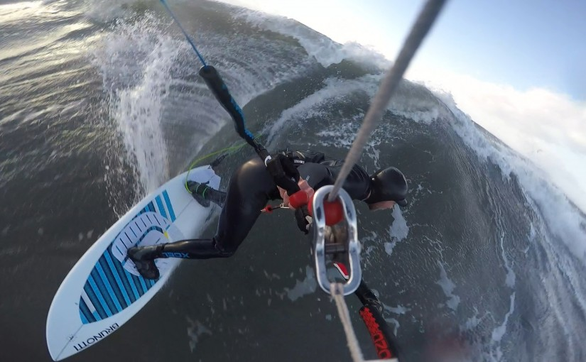 Winter Kitesurfing 2014