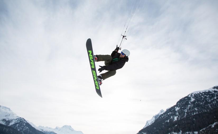 Ozone Snow Kite Masters 2015