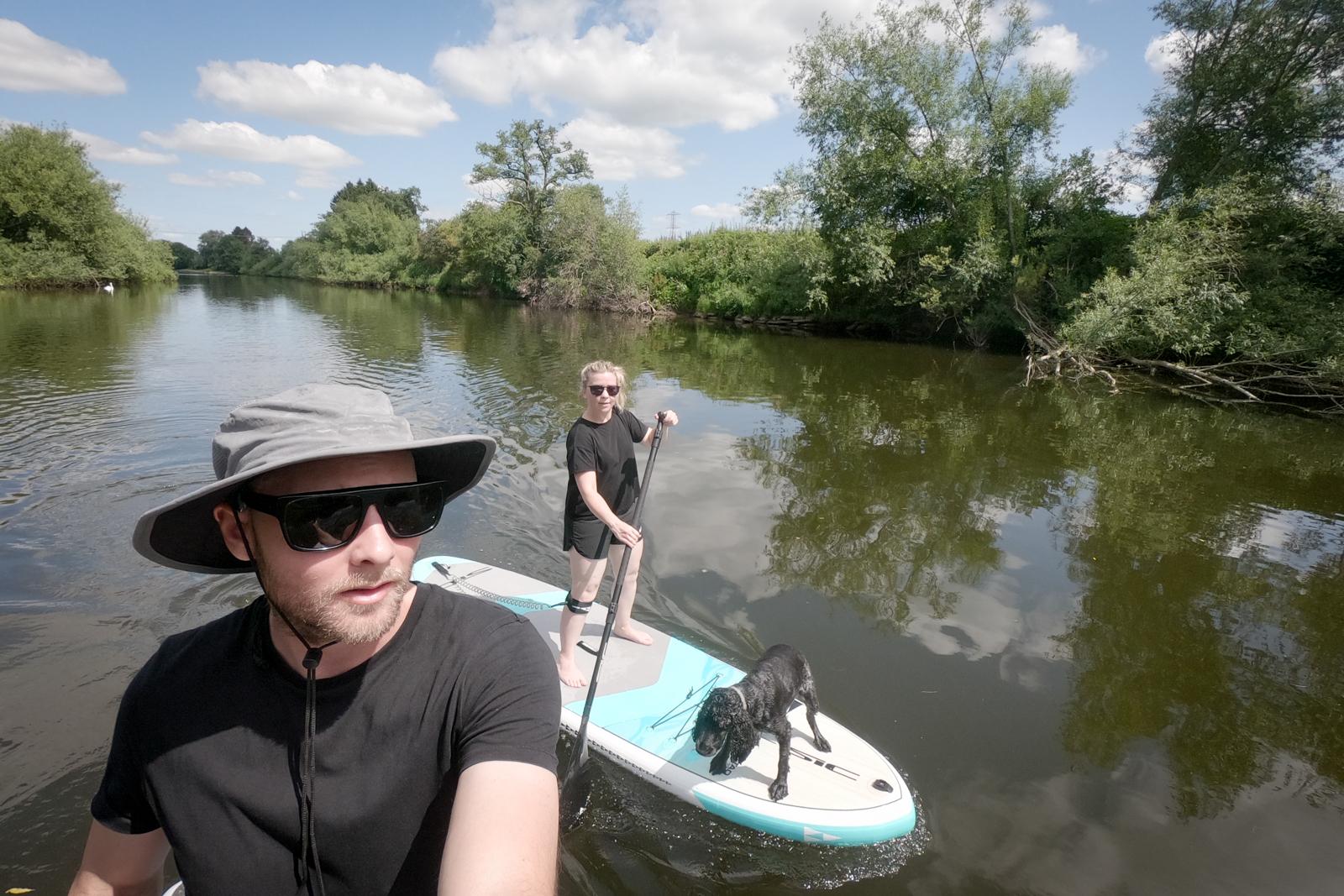River Wye SUP